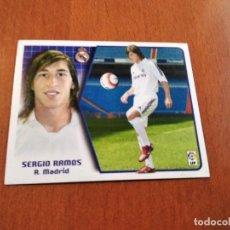 Cartes à collectionner de Football: SERGIO RAMOS FICHAJE 48 NUNCA PEGADO LIGA ESTE 2005 2006 05 06. Lote 247551770