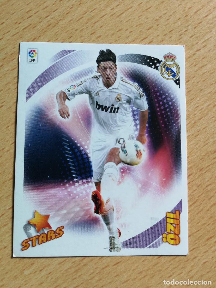 OZIL, REAL MADRID, CROMO STARS, EDITORIAL ESTE 12/13, 2012 (Coleccionismo Deportivo - Álbumes y Cromos de Deportes - Cromos de Fútbol)