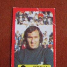 Cromos de Fútbol: LIGA FUTBOL 75 - 76 CROMO 257 ESNAOLA BETIS CROMOS 1975 - 1976 GRAFIMUR SOLANO JIMENEZ GODOY. Lote 248131275