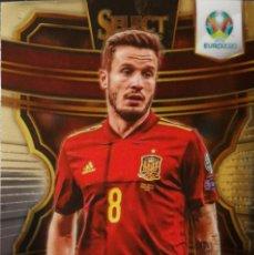 Cromos de Fútbol: 37 SAUL - ESPAÑA - ATLETICO DE MADRID - PANINI SELECT SOCCER UEFA EURO 2020. Lote 248200530