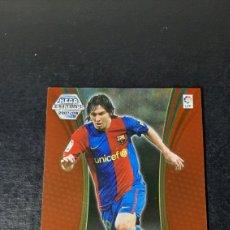 Cromos de Fútbol: MESSI FC BARCELONA N° 387, MEGA ESTRELLAS 07/08 PANINI.. Lote 248294840