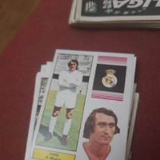 Cromos de Futebol: PIRRI REAL MADRID FHER 74 75 1974 1975 DESPEGADO. Lote 249068740