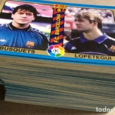 Cromos de Fútbol: LOTE DE 147 FICHAS LIGA 1994-95 MUNDICROMO FÚTBOL TOTAL - 147 DE 180 - . Lote 122589683