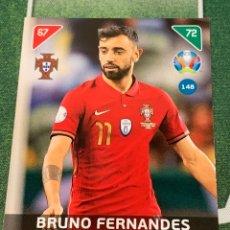 Figurine di Calcio: BRUNO FERNANDES PORTUGAL ADRENALYN EURO 2021 KICK OFF PANINI. Lote 250318350