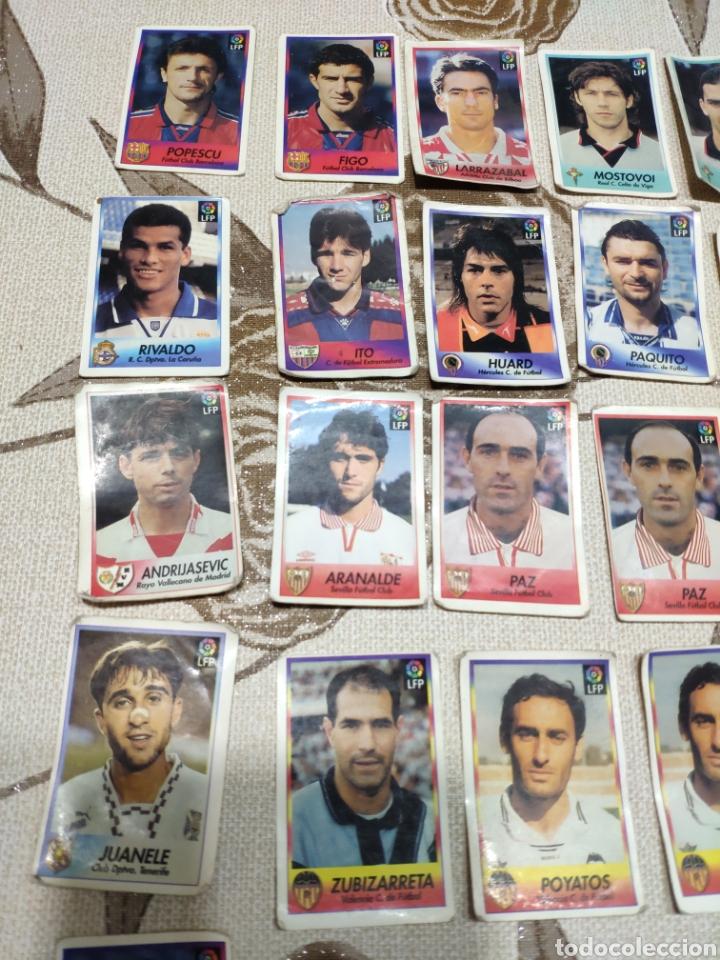 Cromos de Fútbol: 25 cromos sigue la liga de bollycao - Foto 2 - 251409915