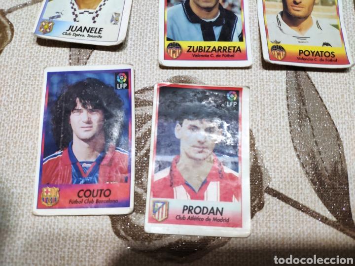 Cromos de Fútbol: 25 cromos sigue la liga de bollycao - Foto 3 - 251409915