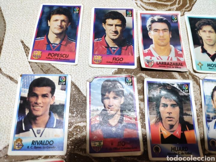 Cromos de Fútbol: 25 cromos sigue la liga de bollycao - Foto 4 - 251409915