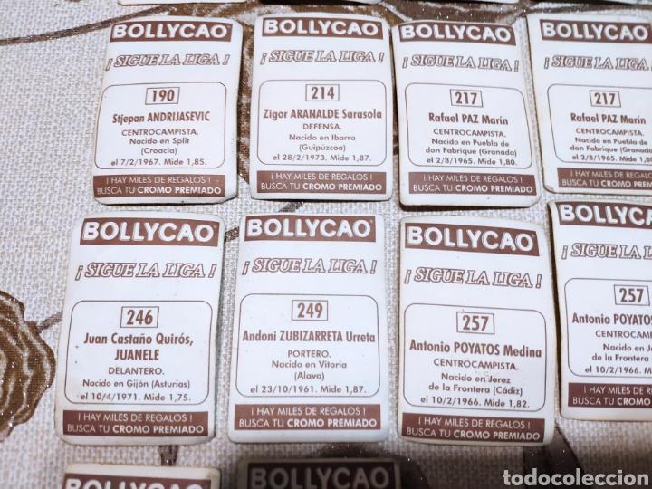 Cromos de Fútbol: 25 cromos sigue la liga de bollycao - Foto 8 - 251409915