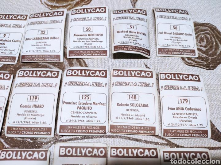 Cromos de Fútbol: 25 cromos sigue la liga de bollycao - Foto 10 - 251409915