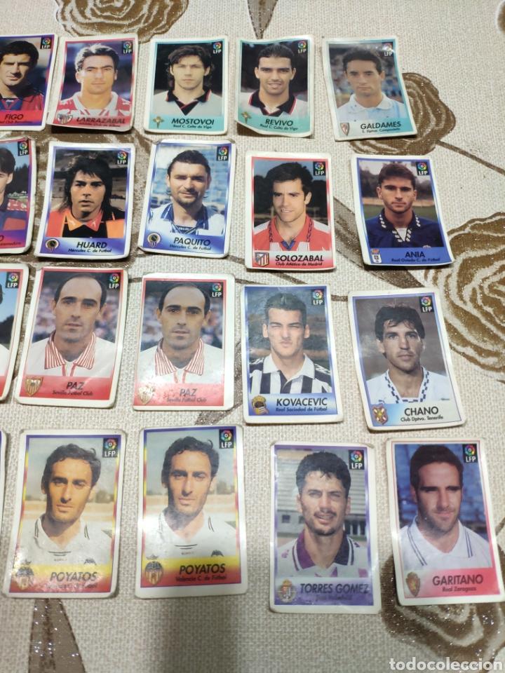 25 CROMOS SIGUE LA LIGA DE BOLLYCAO (Coleccionismo Deportivo - Álbumes y Cromos de Deportes - Cromos de Fútbol)