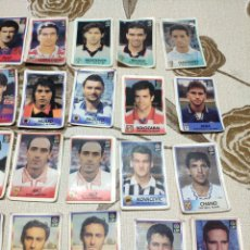 Cromos de Fútbol: 26 CROMOS SIGUE LA LIGA DE BOLLYCAO. Lote 251409915