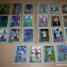 Cromos de Fútbol: 22 FICHAS DE LA LIGA 96 97 R.C.CELTA DE VIGO.. Lote 251669380