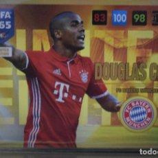 Cromos de Fútbol: LIMITED EDITION DOUGLAS COSTA BAYERN MUNCHEN ADRENALYN XL FIFA 365 2016 2017 PANINI CARD GAME. Lote 252559685