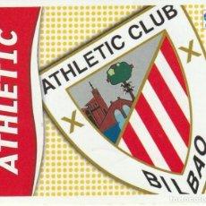 Cartes à collectionner de Football: ESCUDO DEL ATHLETIC CLUB DE BILBAO 2006 2007 ED.ESTE. SIN PEGAR.. Lote 253333300