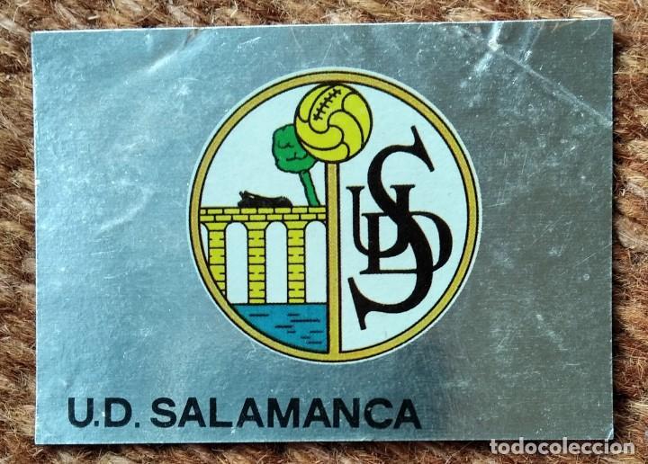 UNION DEPORTIVA SALAMANCA - Nº 177 ESCUDO - EDITORIAL MAGA 1983-1984 (Coleccionismo Deportivo - Álbumes y Cromos de Deportes - Cromos de Fútbol)