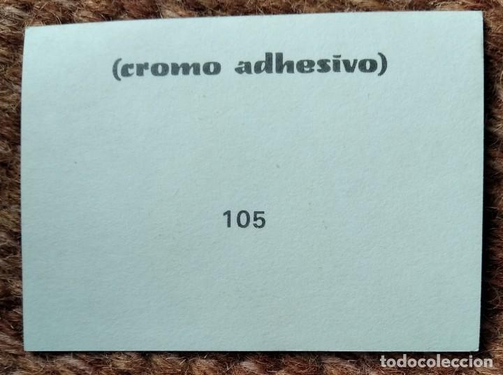 Cromos de Fútbol: español - nº 105 Escudo - Editorial Maga 1983-1984 - Foto 2 - 253442170