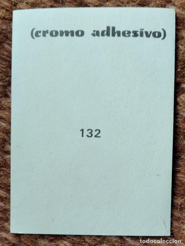 Cromos de Fútbol: atletico madrileño - nº 132 Escudo - Editorial Maga 1983-1984 - Foto 2 - 253442960