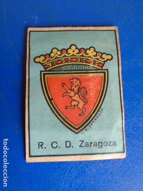 (F-210400K)LOTE DE 11 CROMOS SOBRE BALON 1942-43 - R.C.D.ZARAGOZA - PORTADAS (Coleccionismo Deportivo - Álbumes y Cromos de Deportes - Cromos de Fútbol)