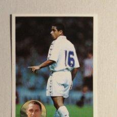 Cromos de Fútbol: ROOKIE ROBERTO CARLOS LOS MEJORES EQUIPOS DE EUROPA 96/97. Lote 253543605