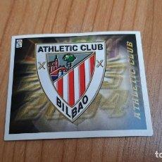 Cartes à collectionner de Football: ESCUDO -- ATHLETIC BILBAO -- 03/04 -- ESTE -- NUNCA PEGADO. Lote 253673335