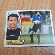 Cartes à collectionner de Football: ARANZUBÍA -- ATHLETIC BILBAO -- 03/04 -- ESTE -- NUNCA PEGADO. Lote 253674260