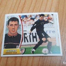 Cartes à collectionner de Football: LAFUENTE -- ATHLETIC BILBAO -- 03/04 -- ESTE -- NUNCA PEGADO. Lote 253674710