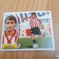 Cartes à collectionner de Football: YESTE -- ATHLETIC BILBAO -- 03/04 -- ESTE -- NUNCA PEGADO. Lote 253680075