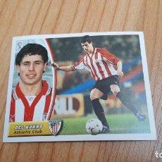 Cartes à collectionner de Football: DEL HORNO -- ATHLETIC BILBAO -- 03/04 -- ESTE -- NUNCA PEGADO. Lote 253680480