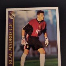 Cromos de Fútbol: MUNDICROMO 2000,R.MADRID,CASILLAS ROOKIE (N°512). Lote 253921670