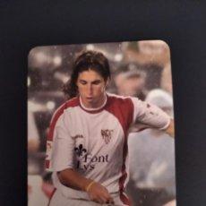 Cromos de Fútbol: MUNDICROMO 2006,SEVILLA,SERGIO RAMOS ROOKIE (REVELACIÓN). Lote 253922050