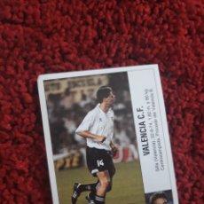 Cromos de Fútbol: IMPOSIBLE SIN ESCUDO ERROR SIMEÓN VALENCIA PANINI 95 96 1995 1996 SIN PEGAR. Lote 253926430