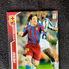 Cromos de Fútbol: MESSI MEGACRACKS 2005 2006. Lote 253988510