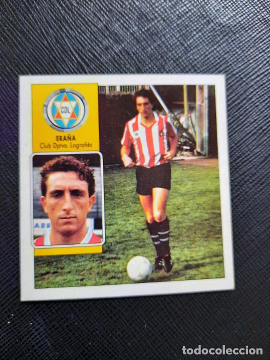 ERAÑA LOGROÑES ESTE 1992 1993 CROMO LIGA FUTBOL 92 93 - A31 - DESPEGADO - PG127 FICHAJE 16 (Coleccionismo Deportivo - Álbumes y Cromos de Deportes - Cromos de Fútbol)