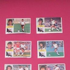Cromos de Fútbol: LOTE CROMOS SALAMANCA LIGA ESTE 82-83 TODOS DISTINTOS. NUNCA PEGADOS. Lote 254192580