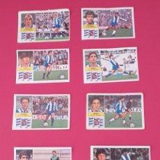 Cromos de Fútbol: LOTE CROMOS ESPAÑOL LIGA ESTE 82-83 TODOS DISTINTOS. DESPEGADOS/RECUPERADOS.. Lote 254194240