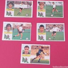 Cromos de Fútbol: LOTE CROMOS RACING DE SANTANDER LIGA ESTE 82-83 TODOS DISTINTOS. DESPEGADOS/RECUPERADOS.. Lote 254195855