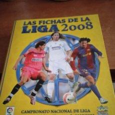 Cromos de Fútbol: ALBUM MUNDICROMO 2007-2008 643 FICHAS (23 PARA COMPLETO). Lote 254393370