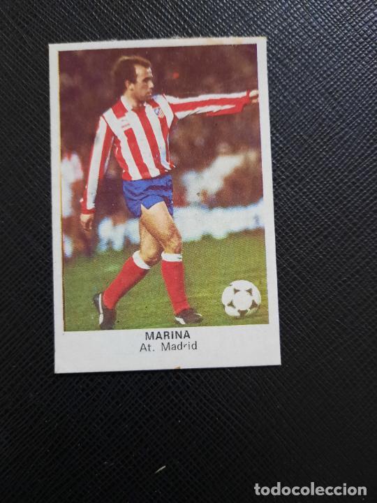 MARINA AT MADRID CANO 1983 1984 CROMO FUTBOL LIGA 83 84 - DESPEGADO - CROPAN 783 (Coleccionismo Deportivo - Álbumes y Cromos de Deportes - Cromos de Fútbol)