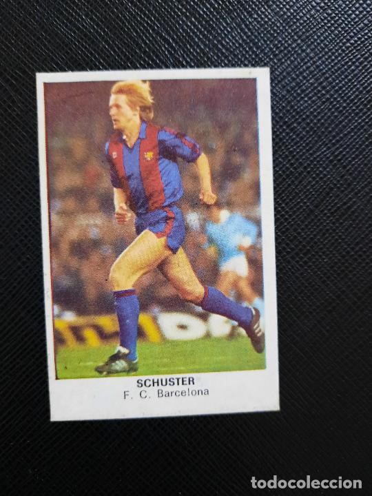 SCHUSTER BARCELONA CANO 1983 1984 CROMO FUTBOL LIGA 83 84 - DESPEGADO - CROPAN 795 (Coleccionismo Deportivo - Álbumes y Cromos de Deportes - Cromos de Fútbol)