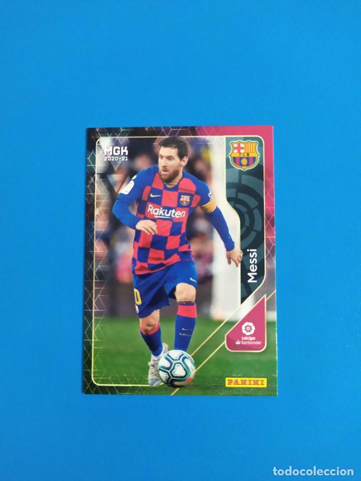 Cromos de Fútbol: Megacracks 2020 2021 / 20 21 Pedri nº 430 Rookie - Messi nº 70 - Ansu Fati nº 71 (Barcelona) MGK - Foto 3 - 268266584