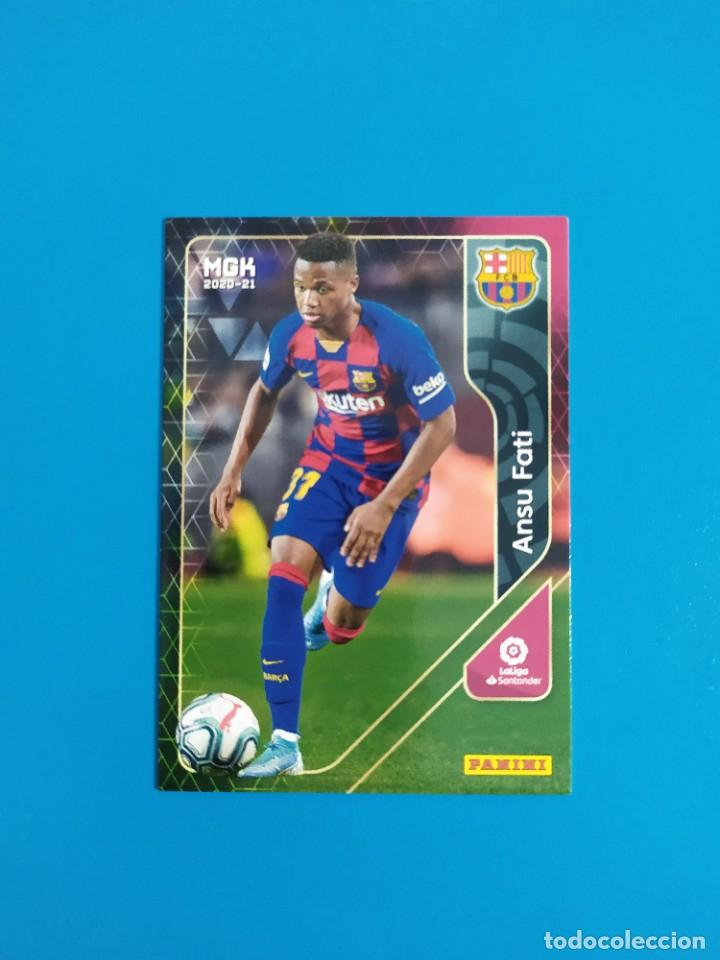 Cromos de Fútbol: Megacracks 2020 2021 / 20 21 Pedri nº 430 Rookie - Messi nº 70 - Ansu Fati nº 71 (Barcelona) MGK - Foto 4 - 268266584