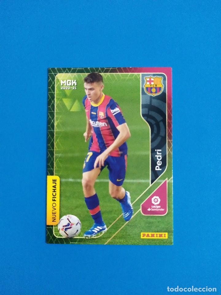 Cromos de Fútbol: Megacracks 2020 2021 / 20 21 Pedri nº 430 Rookie - Messi nº 70 - Ansu Fati nº 71 (Barcelona) MGK - Foto 5 - 268266584