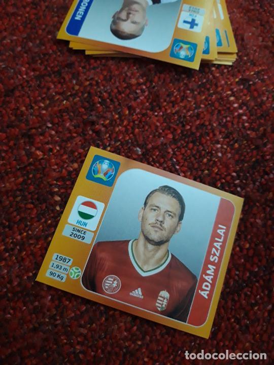 SZALAI HUNGRIA 645 EURO 2020 20 TOURNAMEMT EDITION TRADING CARD FOOTBALL (Coleccionismo Deportivo - Álbumes y Cromos de Deportes - Cromos de Fútbol)