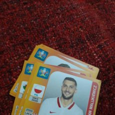 Cromos de Fútbol: POLONIA WALUKIEWICZ 468 EURO 2020 20 TOURNAMEMT EDITION TRADING CARD FOOTBALL. Lote 254463845