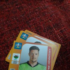 Cromos de Fútbol: HENNESSEY GALES 99 EURO 2020 20 TOURNAMEMT EDITION TRADING CARD FOOTBALL. Lote 254463890
