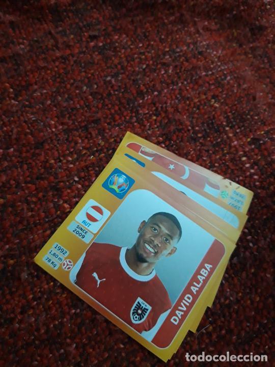 ALABA AUSTRIA 238 EURO 2020 20 TOURNAMEMT EDITION TRADING CARD FOOTBALL (Coleccionismo Deportivo - Álbumes y Cromos de Deportes - Cromos de Fútbol)