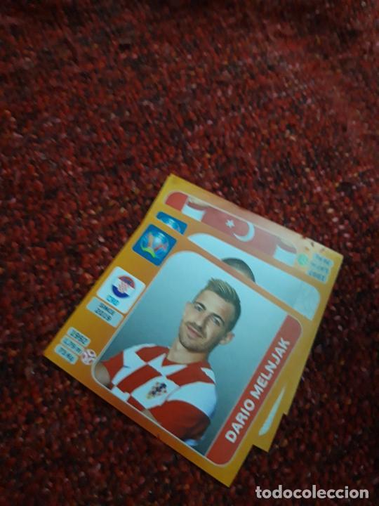 353 MELNJAK CROACIA EURO 2020 20 TOURNAMEMT EDITION TRADING CARD FOOTBALL (Coleccionismo Deportivo - Álbumes y Cromos de Deportes - Cromos de Fútbol)