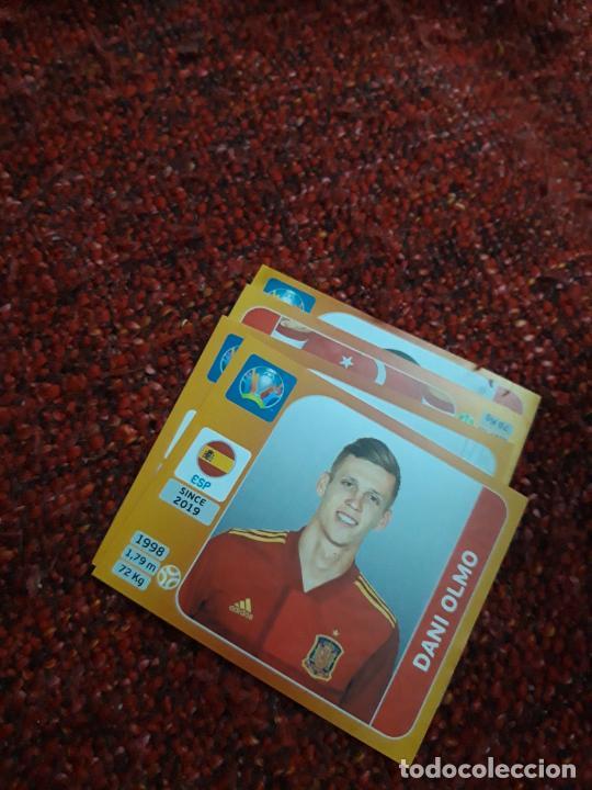 ESPAÑA OLMO 523 EURO 2020 20 TOURNAMEMT EDITION TRADING CARD FOOTBALL (Coleccionismo Deportivo - Álbumes y Cromos de Deportes - Cromos de Fútbol)
