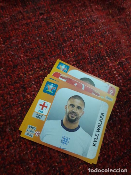 WALKER 410 INGLATERRA EURO 2020 20 TOURNAMEMT EDITION TRADING CARD FOOTBALL (Coleccionismo Deportivo - Álbumes y Cromos de Deportes - Cromos de Fútbol)