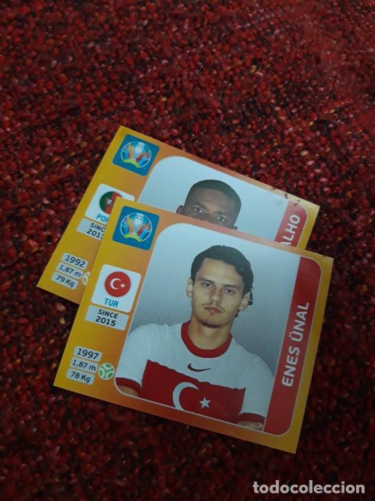 UNAL TURQUIA 84 EURO 2020 20 TOURNAMEMT EDITION TRADING CARD FOOTBALL (Coleccionismo Deportivo - Álbumes y Cromos de Deportes - Cromos de Fútbol)